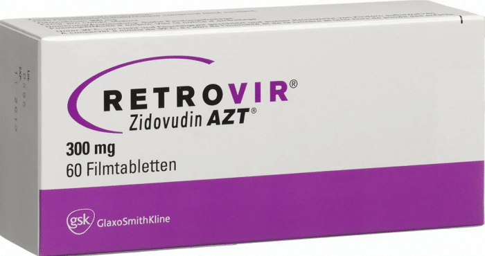 zidovudine side effects