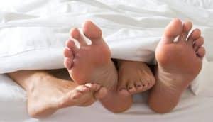genital herpes transmission