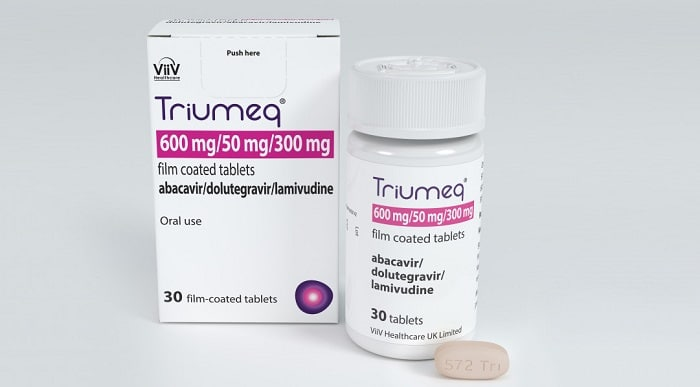 triumeq side effects