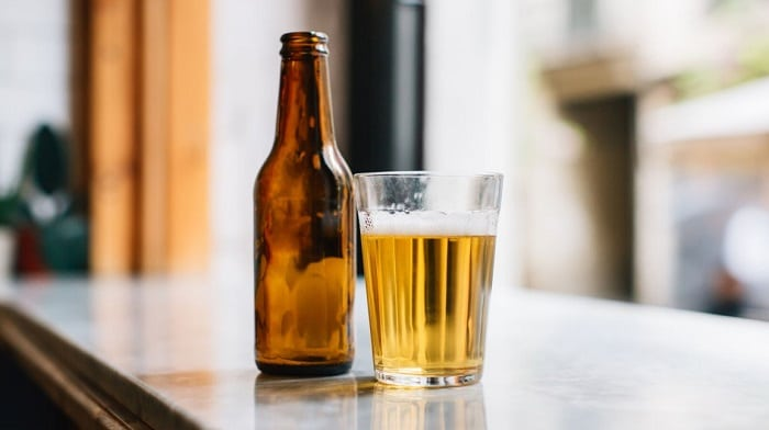 genvoya and alcohol