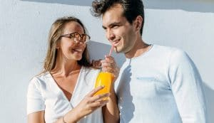 herpes from sharing drink